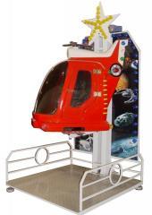 Super Ride Helicoptero