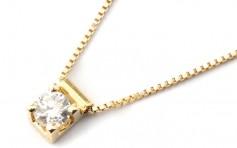 Colares com diamantes
