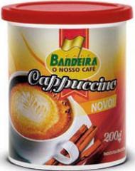 Cappuccino Bandeira 200g