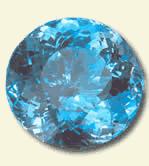 Pedra Agua Marinha