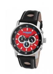 Relógio Imola – Leather Red
