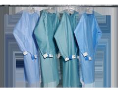 Aventais cirúrgicos de uso único