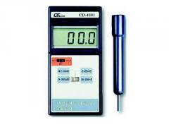 Condutivimetro portatil, temperatura automatica