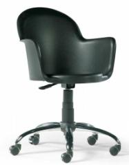 BOSTON 190 BG - Cadeira giratória com braços