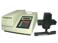 Analisador bioquímico semi-automático modelo