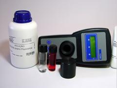 Fluorímetro Digital Portátil