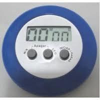 Timer Digital (contagem regressiva de segundos e