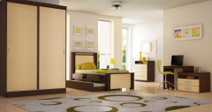 Dormitório Rubi Infantil