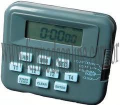 Timer Digital com 4 Canais (Tempos)