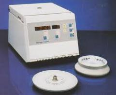 Centrífugas de Microhematócrito