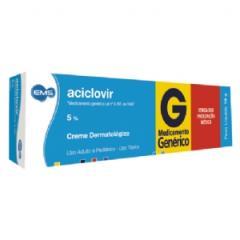 Aciclovir (creme)
