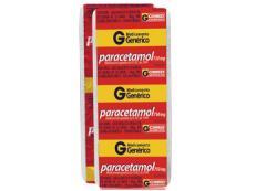 Analgesico Paracetamol