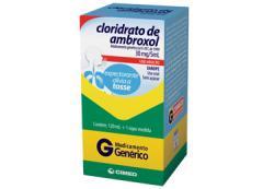 Medicamentos Сloridrato de ambroxol