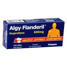 Medicamento Algy-Flanderil