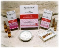 Neosetron Cloridrato de Granisetrona