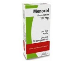Medicamento Menocol 10mg