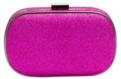 Clutch Glitter Pink