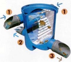 Prático sistema de calhas em alumínio