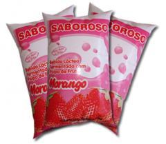 Bebida Láctea Sabor Morango 850 g