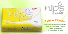 Nips All Day Frutas Cítricas