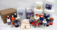 Aromas / Essências com Corante (Emulsões)