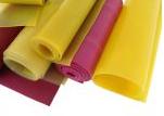Mantas e Artefatos de silicone extrudados