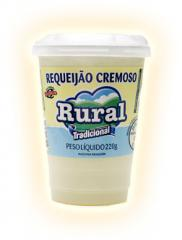 Requeijão Rural Cremoso 220g
