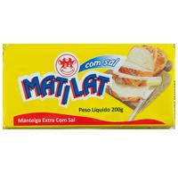 Manteiga Extra com Sal