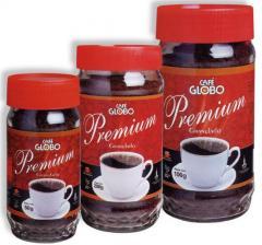 Café Instantâneo Granulado Globo Premium