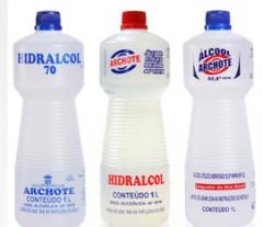 Álcool Archote