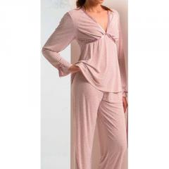 Pijama Ligante Floral