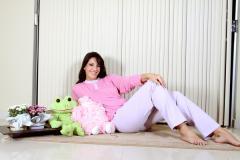 Conjunto Pijama Malha