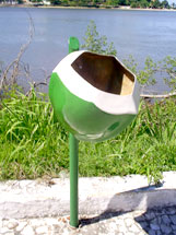 Cocão c/ Tubo de ferro