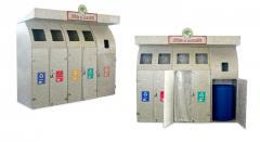 Estação de Reciclagem Ecológica