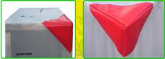 Lona plástica em PVC