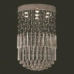 Luminaria com plafon