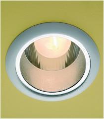 Plafon de embutir BS 1 luz médio sem lente