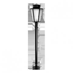 Luminaria Colonial Sextavada P-5