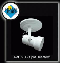 Spot refletor