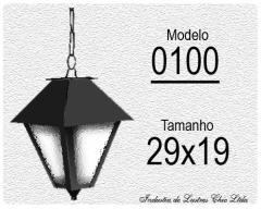 Lanterna a teto