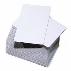 Cartão Branco de PVC 0,30 mm