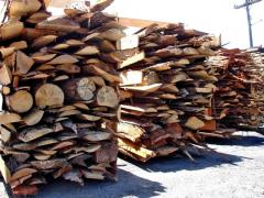Rejeitos de serra (Lenha)