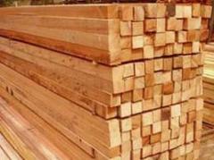 Caibros de madeira