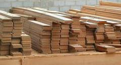 Assoalhos de madeira