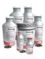Fertox Classe: Inseticida fumigante, do grupo
