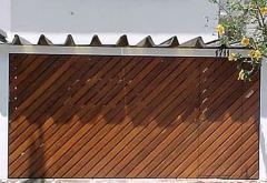 Portoes de madeira
