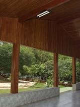 Lambris em madeira