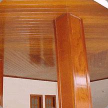 Lambril / Forro em madeira