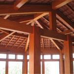 Tablados em madeira