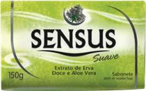 Sabonete Sensus Suave 150g Extrato de Erva Doce e